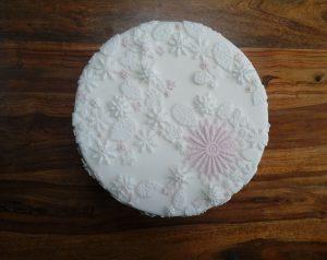 Floral Superstar Cake
