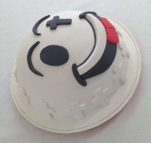 Communion Emoji Cake