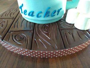 Teachers Cake