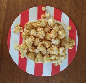 Popcorn Diva Bag