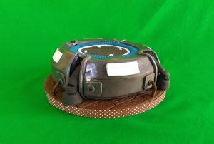Fortnite Launchpad Cake