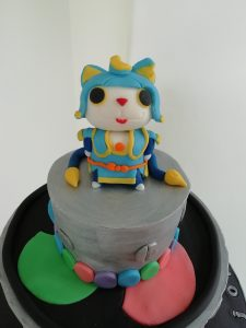 Watch Figure Cake