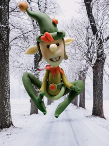 Christmas Elf Topper